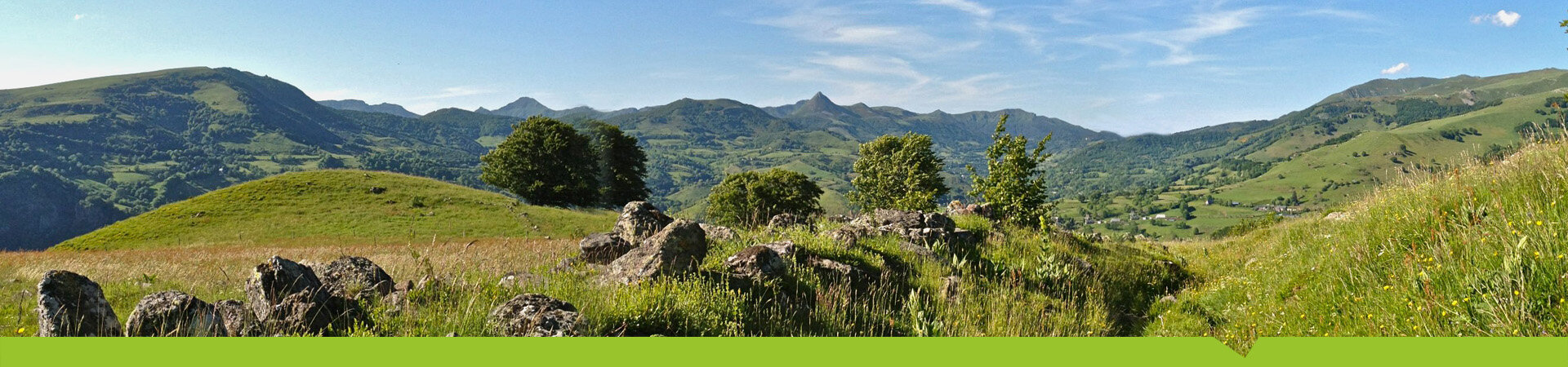 Sorties montagne cantal